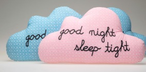 Abode Sleep Tight Cushions
